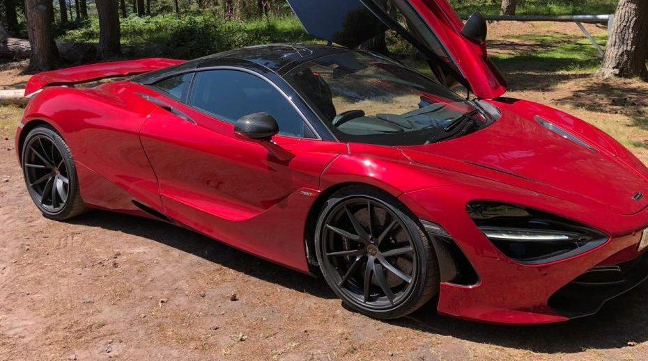 Re:Fuel McLaren